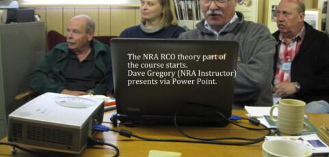 RCO Course – Sept 2010
