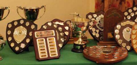 2015 AGM and Annual Prizegiving